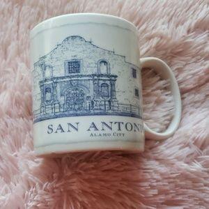Starbucks San Antonio (Alamo City) 18 oz Mug